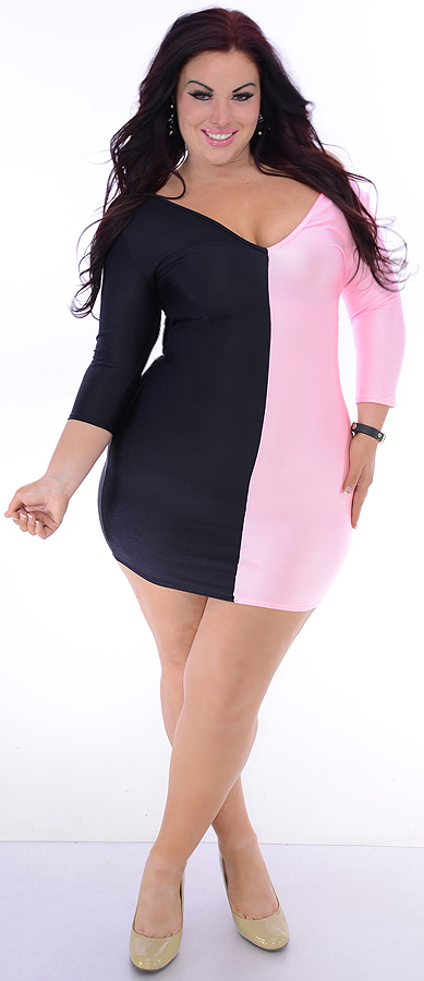 Great Glam Plus Size Dresses. Autumn-winter 2014-2015