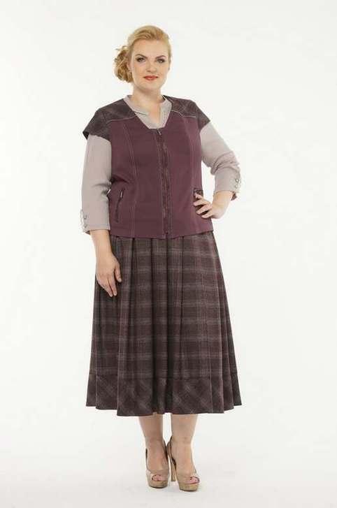 Каталог женской одежды больших