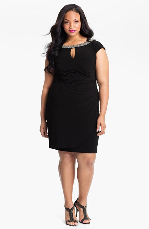 Alex Evenings Plus Size Dresses. Autumn-Winter 2013-2014