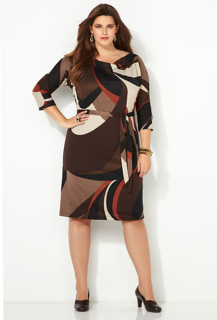 Avenue Plus Size Dresses. Fall-Winter 2013-2014