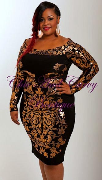 Chic and Curvy Plus Size Dresses. Fall-Winter 2013-2014