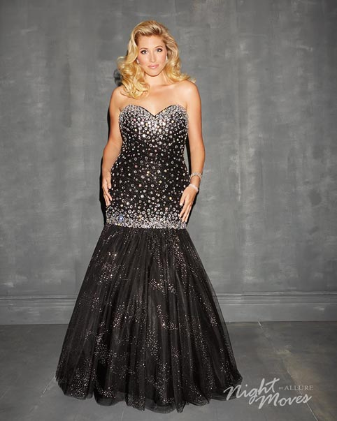 Allure Plus Size Dresses 2013-2014
