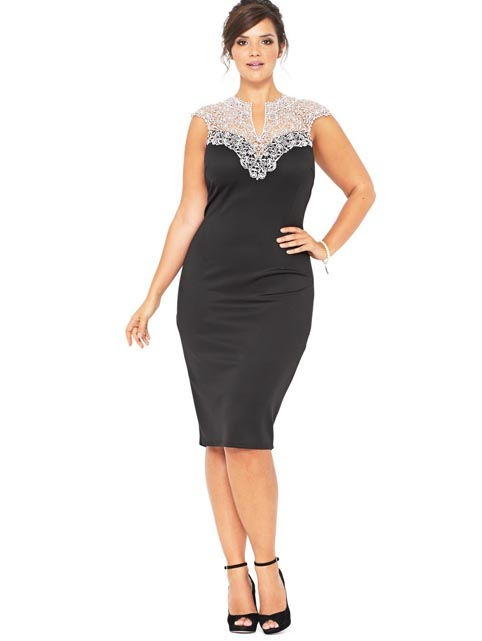 Very Plus Size Dresses. Fall-Winter 2013-2014
