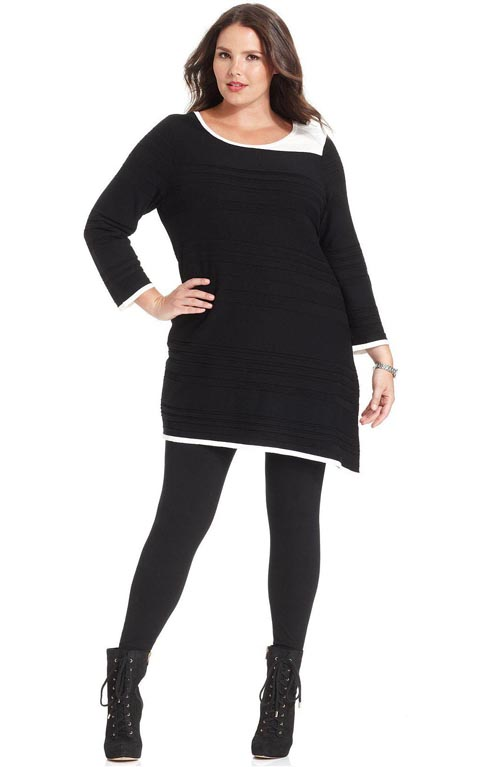 American Сatalog Plus Size Alfani. Winter 2013-2014