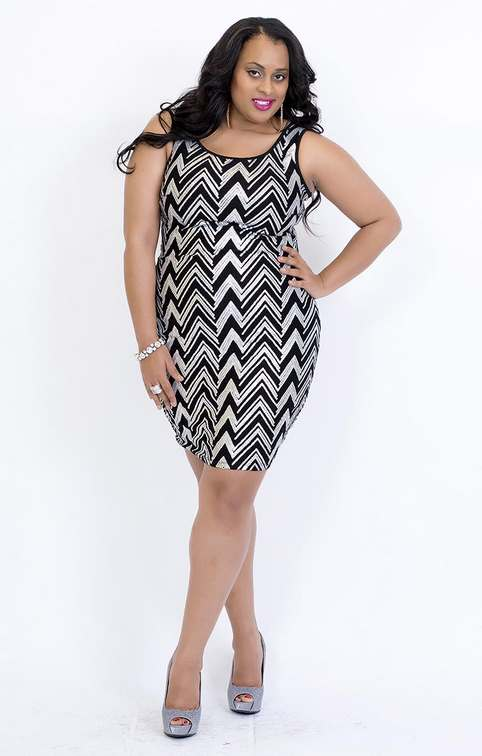 Canadian Plus Size Collection Voluptuous. Fall-Winter 2013-2014