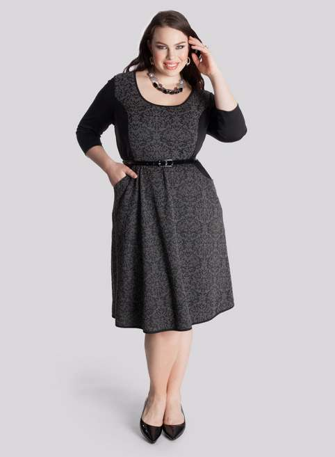 IGIGI Plus Size Dresses. Spring 2014