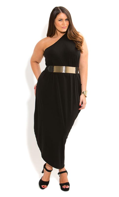 City Chic Plus Size Dresses. Spring-Summer 2013