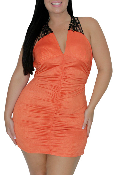 Great Glam Plus Size Club Dresses. Spring-Summer 2013