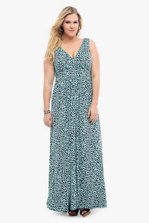 Torrid Plus Size Dresses. Spring-Summer 2013