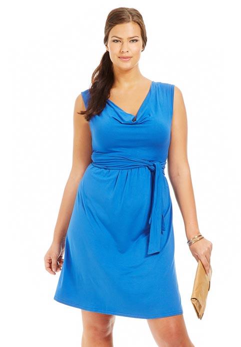 Scarlett Plus Size Dresses. Summer 2013