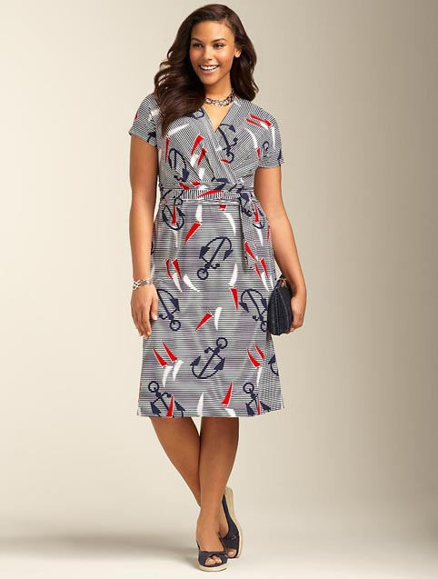 Talbots Plus Size Dresses Summer 2013 Plus Size Dresses