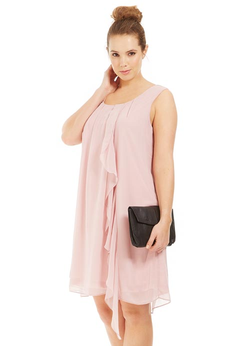 Plus Size Dresses of the French Brand Scarlett. Summer 2013