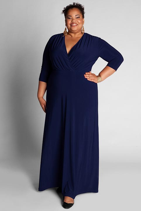 Eliza Parker Plus Size Collection. Summer 2013