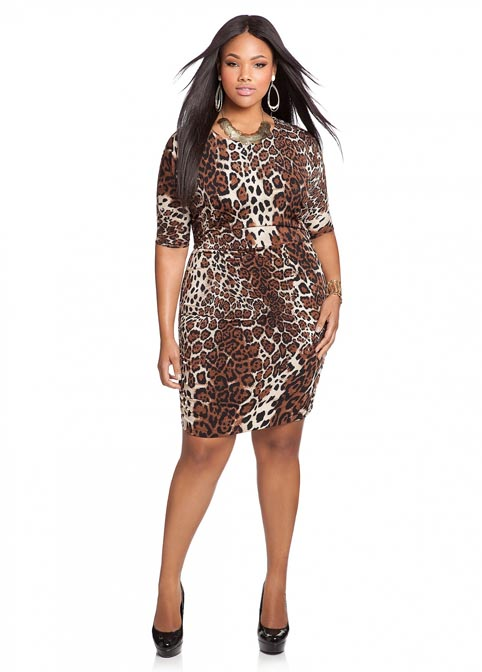 Ashley Stewart Plus Size Dresses and Sundresses. Summer 2013