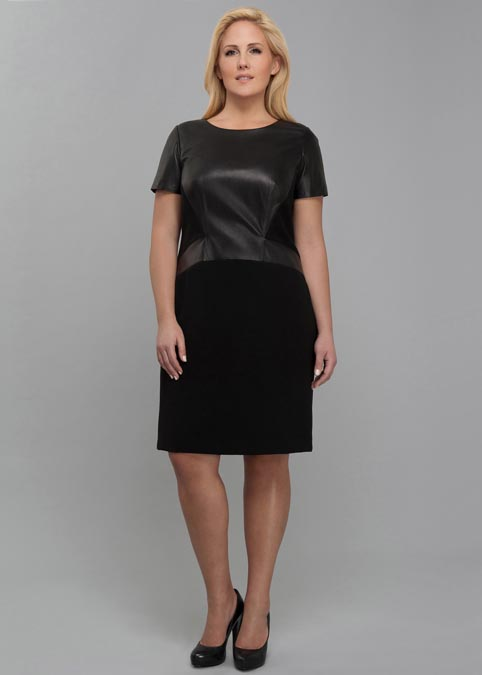 Lafayette 148 New York Plus Size Collection. Summer 2013