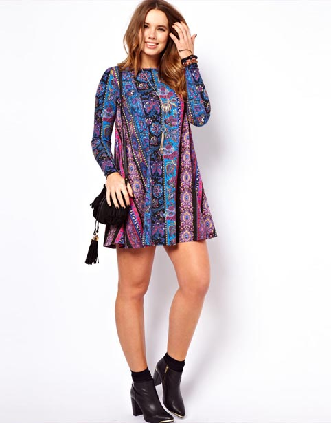 Asos Plus Size Dresses. Fall 2013