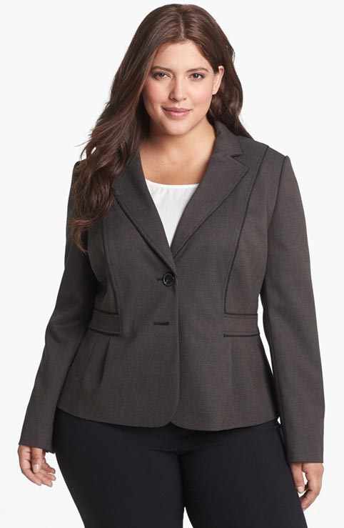 Women's Plus Size Jackets. Fall-Winter 2013