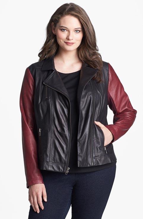Women's Plus Size Jackets. Fall-Winter 2013Модные жакеты и пиджаки для полных женщин от ведущих американских модельеров. Осень-зима 2013-2014