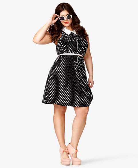 Forever 21 Plus Size Dresses and Sundresses. Summer 2013