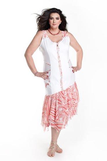 French Сatalog Plus Size Giani Forte. Spring-Summer 2013