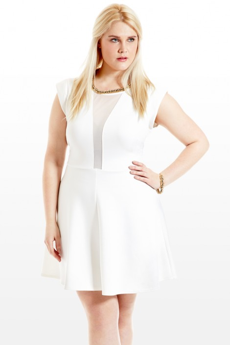 Fashion to Figure Plus Size Dresses. Spring-Summer 2013