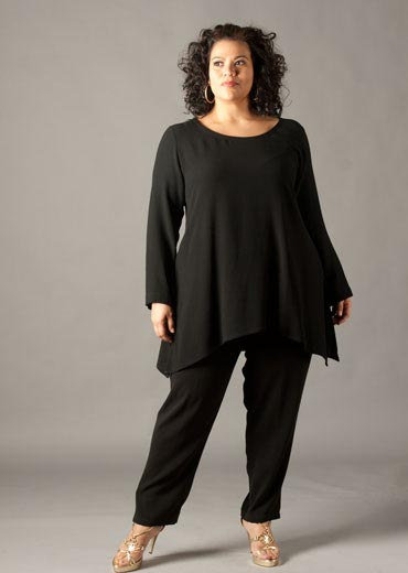 Daphne Plus Size Collection. Spring-Summer 2013