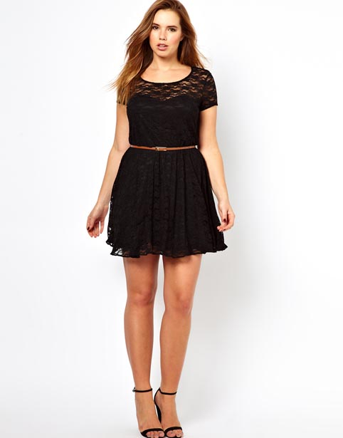 Asos Plus Size Dresses. Summer 2013