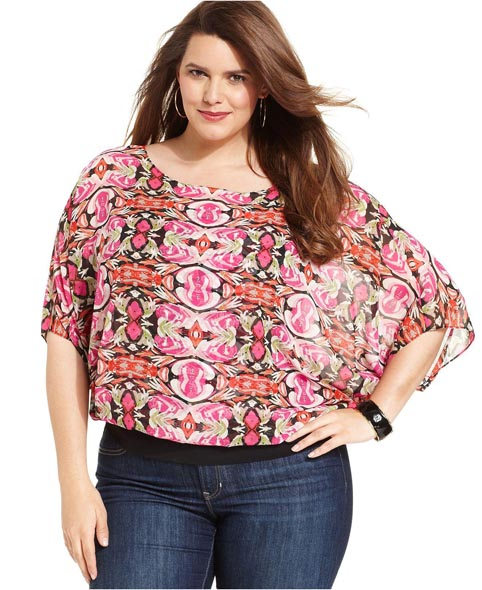 Alfani Plus Size Collection. Summer 2013