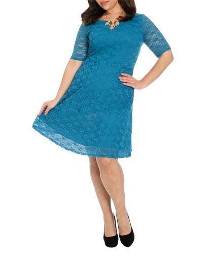 Wet Seal Plus Size Dresses and Sundresses. Summer 2013