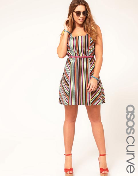 Asos Plus Size Dresses, Summer 2012