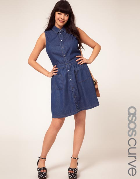 Asos Plus Size Dresses, Summer 2012
