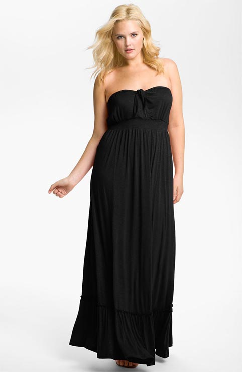 New Years Eve Plus Size Dresses for 2013