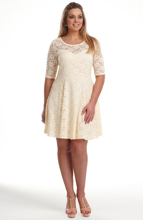 Dream Diva Plus Size Dresses, Autumn-winter 2012-2013