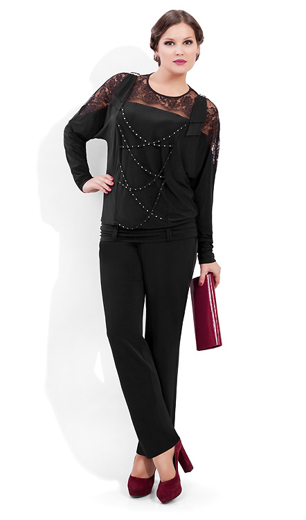 Belarusian Сatalog Plus Size Magic Fashion. Autumn-Winter 2012-2013