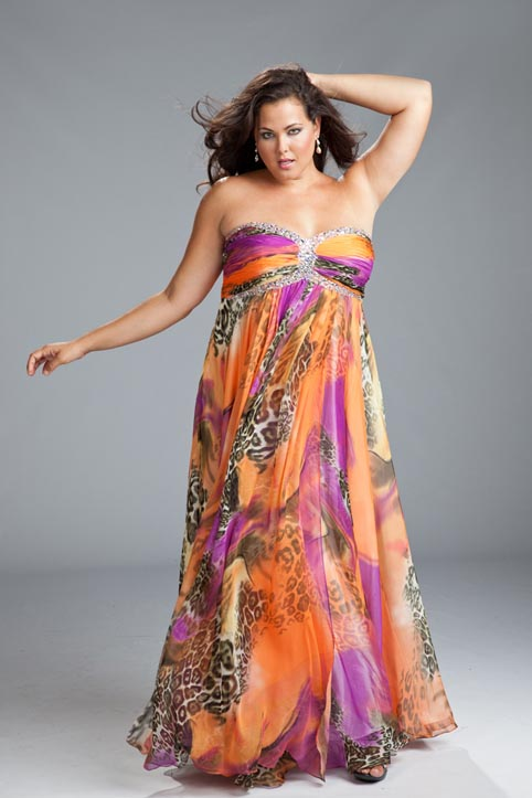 Sydney's Closet Plus Size Dresses, Fall-Winter 2012-2013