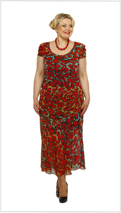 ZAR Style Plus Size Dresses, Autumn-winter 2012-2013