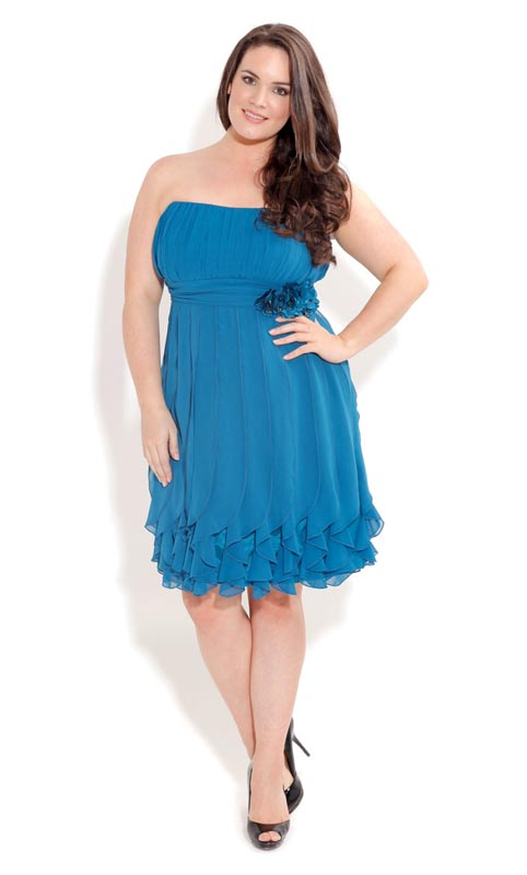 City Chic Plus Size Dresses, Autumn-winter 2012-2013