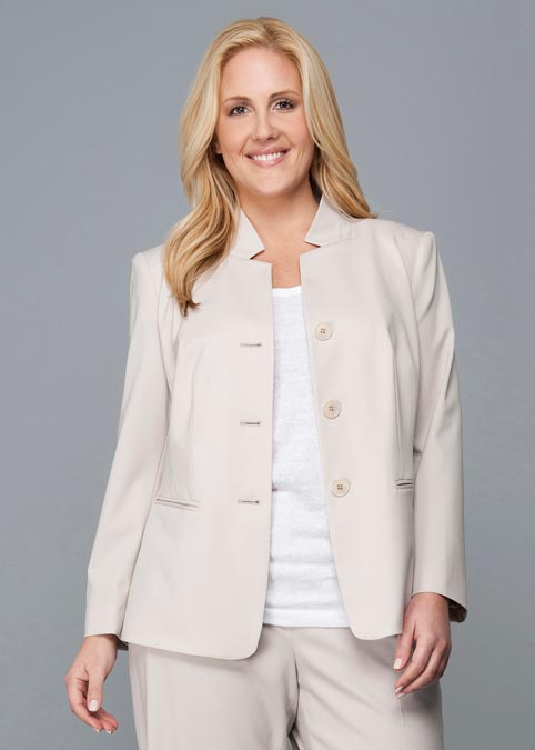 Lafayette 148 New York Plus Size Collection. Winter 2013