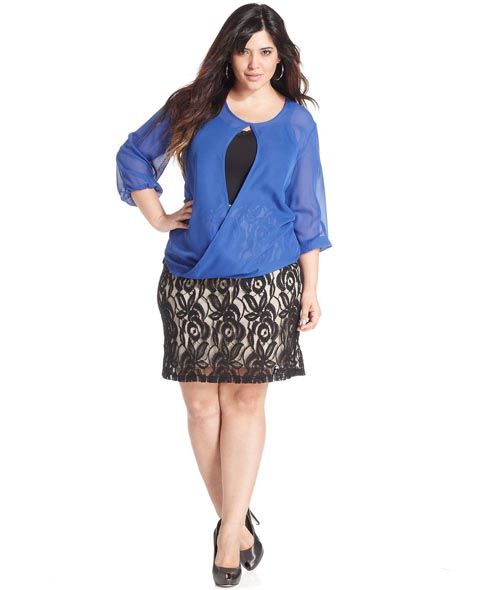 ING Plus Size Collection. Winter 2012-2013