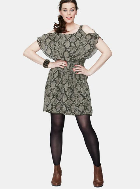 Isme Plus Size Dresses. Winter-spring 2013
