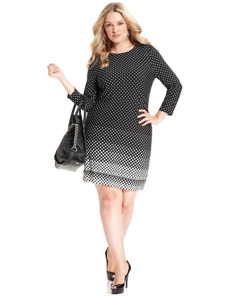 Michael Kors Plus Size Collection. Winter 2013