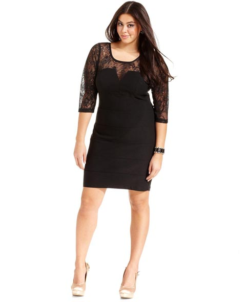 Trixxi Plus Size Dresses 2013