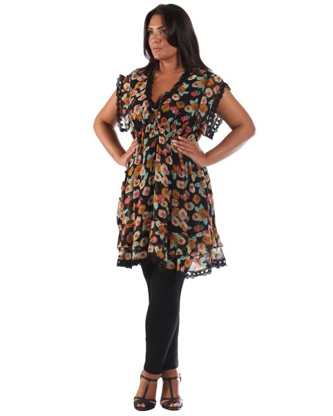 LoveDrobe Plus Size Dresses. Winter-spring 2013