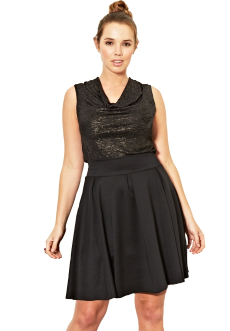 Scarlett Plus Size Dresses. Winter-spring 2013