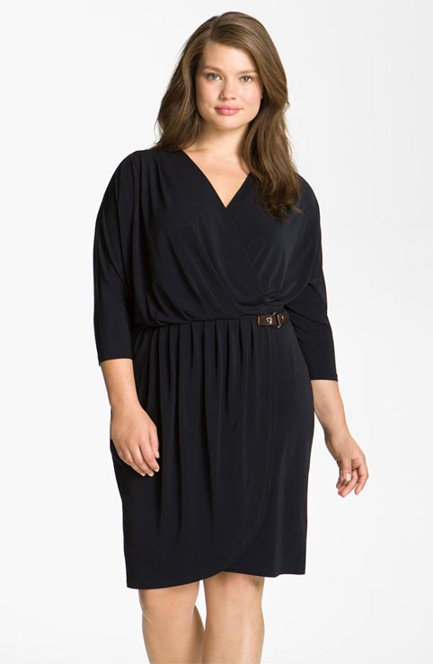 Plus Size Dresses. Fall 2012