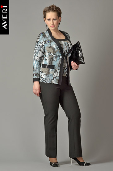 Колекції одягу великих розмірів averi