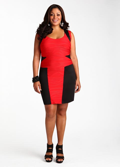 Ashley Stewart Plus Size Dresses, Fall-winter 2012-2013