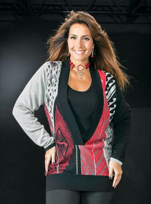 French Catalog Plus Size Giani Fоrte. Autumn-winter 2012