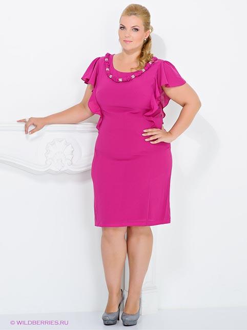 Нарядные платья для полных женщин от Gemco 2012-2013