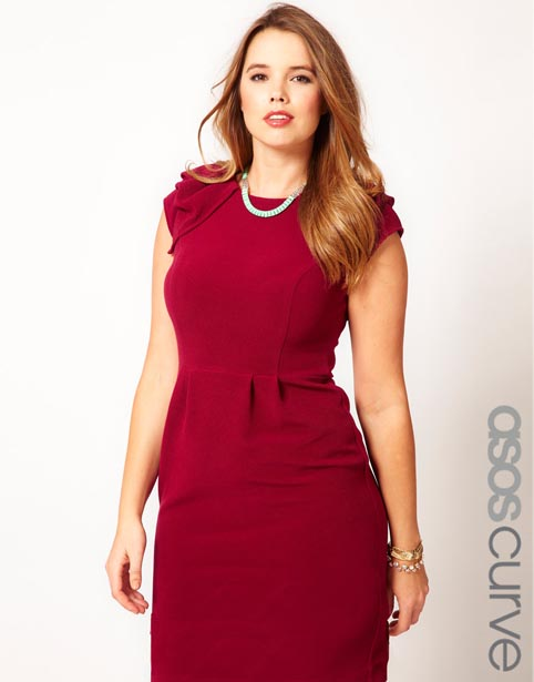 Asos Plus Size Dresses, Fall-Winter 2012-2013